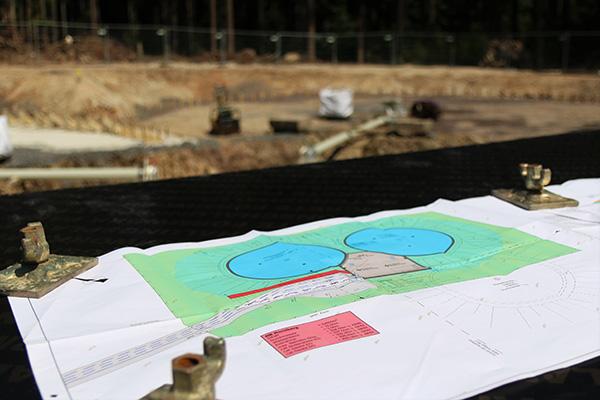 Plan Baustelle